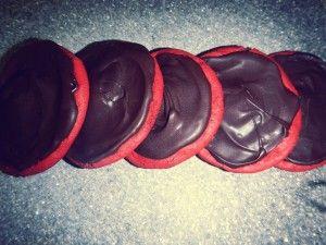 Chocolate Covered Cherry Red Velvet Cookies: Cookies Brownies Bar, Cherries Red, Sweets Treats, Yummy Food, Chocolate Covered, Chocolates Covers, Covers Cherries, Red Velvet Cookies, Sweets Tooth