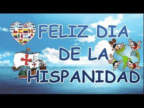 #12Octubre gran día que merece hacer una conmemoración a los vínculos de respeto y tolerancia, un #Feliz día de la #Hispanidad