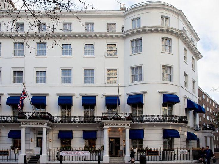 Hotel pas Cher Londres Ebookers, promo séjour London Elizabeth Hotel 4* prix promo Hotel Ebookers à partir 97,00 €
