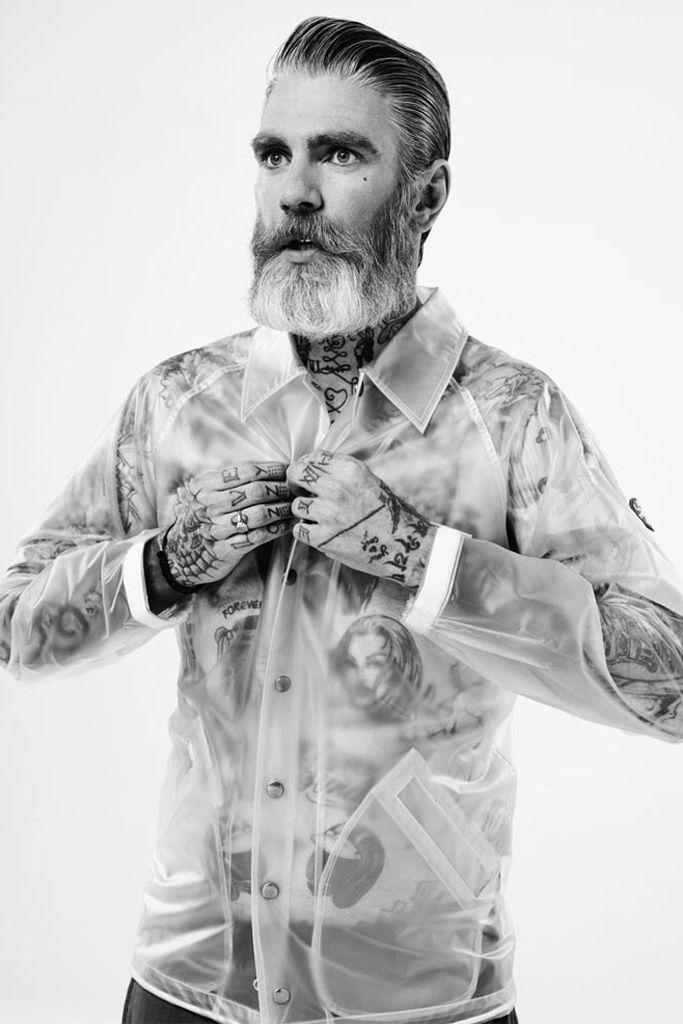 Beard Tattoos Hair #mens