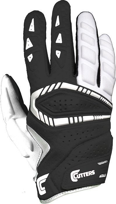 Cutters Youth Gamer All-Purpose Football Gloves