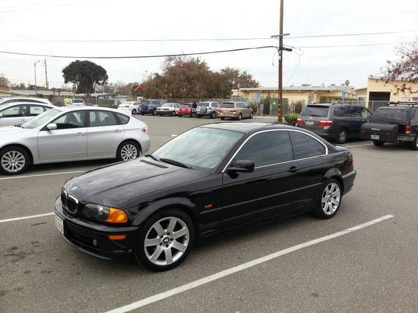 Used 2000 Bmw 323ci For Sale 7 200 At Sunnyvale Ca