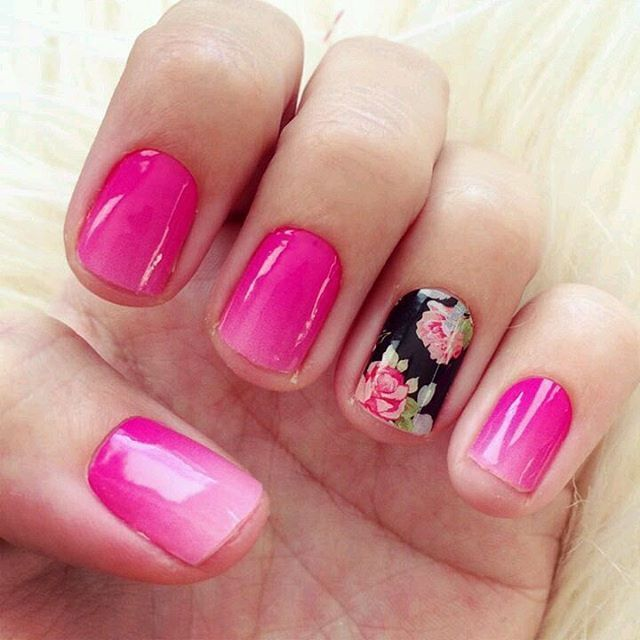 Try Out The Latest And The Greatest Thing In Nail Art! You