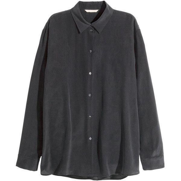 Best 25  Black collared shirt ideas on Pinterest | Soft grunge ...