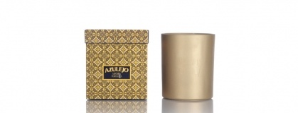 Azulejo aromatic candle