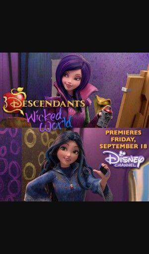 Disney Descendants Wicked World Cinestory Comic Vol 4