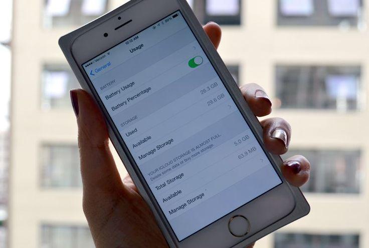 Usa estos sencillos consejos para liberar espacio en tu dispositivo iOS -- y mantenerlo libre.