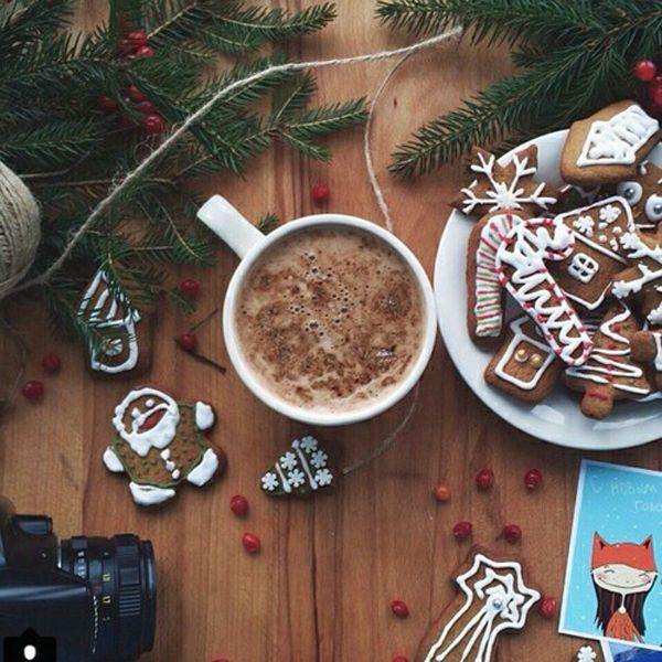 Cookies for christmas - 30 Christmas Food Ideas  <3 <3