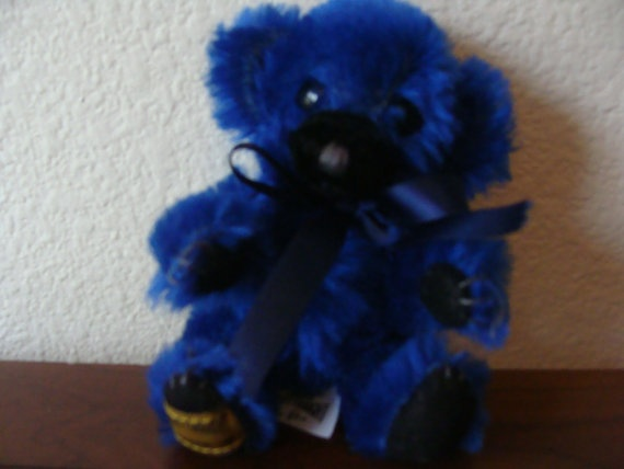 MERRYTHOUGHT blue micro cheeky by catherinefarrens on Etsy, $50.00