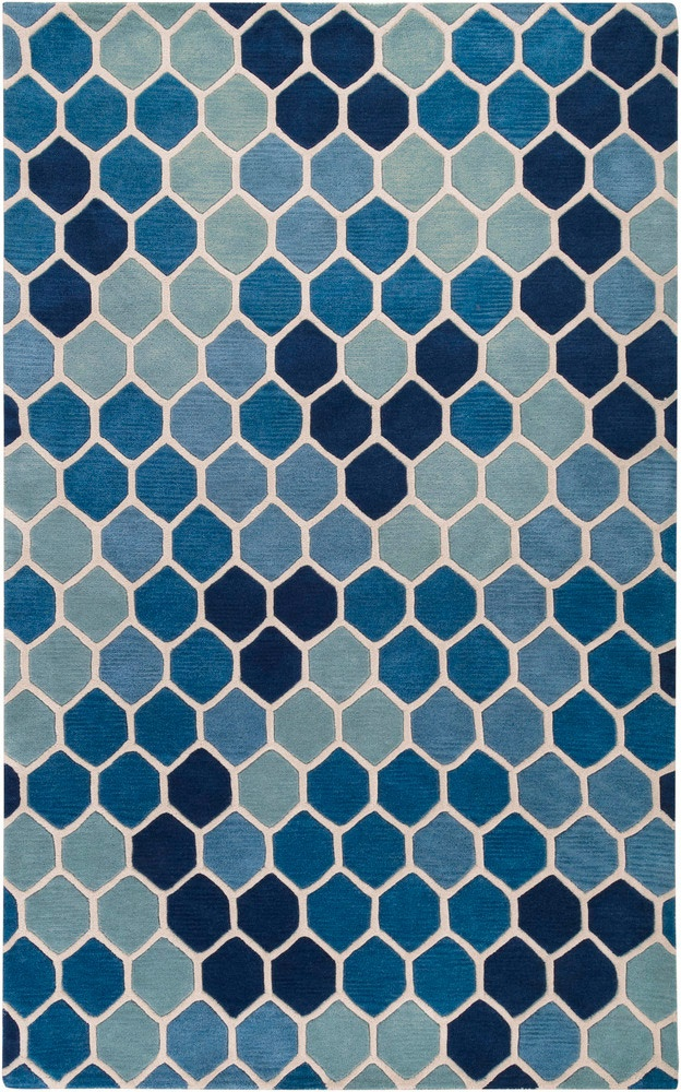 86 best blues movement images on pinterest blues knots for Modern carpet pattern blue seamless