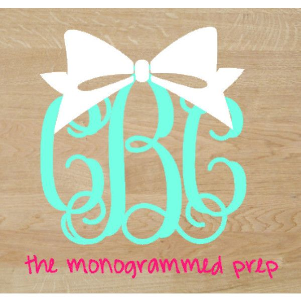 Best  Monogram Car Decals Ideas Only On Pinterest Car Decals - How to make your own car decals at home