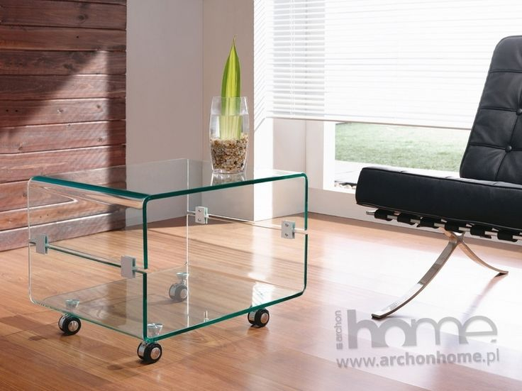 Stainless Steel Glass Top Coffee Table, Tea Table, Center Table