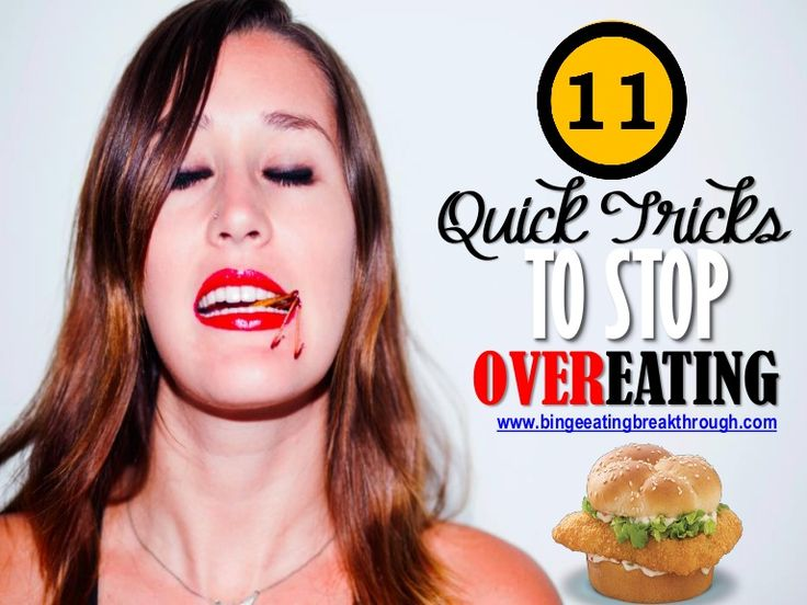 It's very easy to overeat, and also easy for it to develop into a habit. Here are 11 quick tricks to help overcome the urge to overeat. For a free video course…