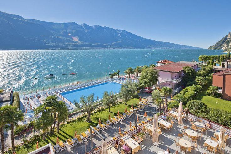Hotel Ideal - Limone sul Garda, Garda Lake - Gardalake.com