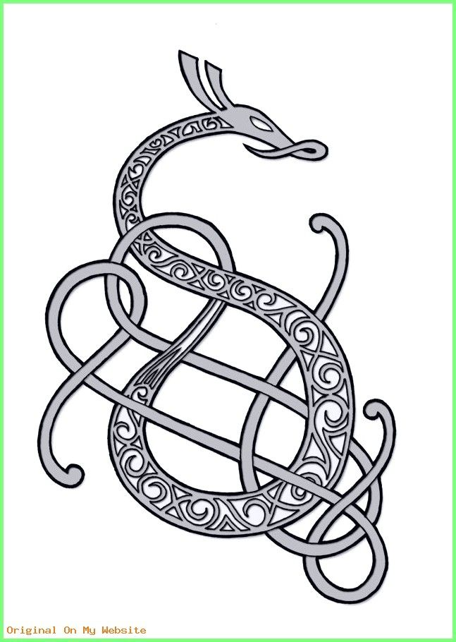 Account Suspended Viking Dragon Tattoo Norse Tattoo Viking Tattoos