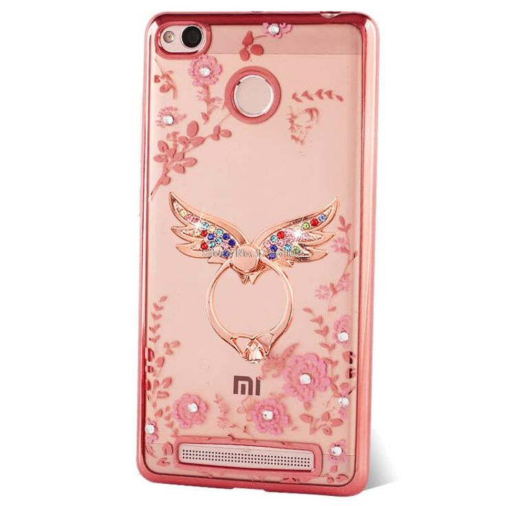 For Xiaomi Redmi 3S TPU Case Crystal Rhinestone Diamond Secret Garden Butterfly ElectroPlating Cover Redmi3 Pro Coque Funda-in Phone Bags & Cases from Phones & Telecommunications on Aliexpress.com | Alibaba Group