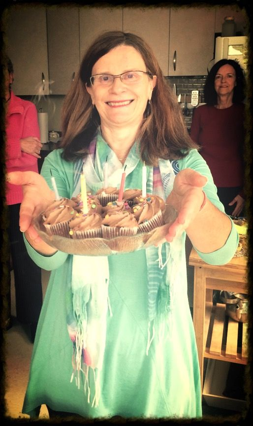Happy Birthday Marie, 2015