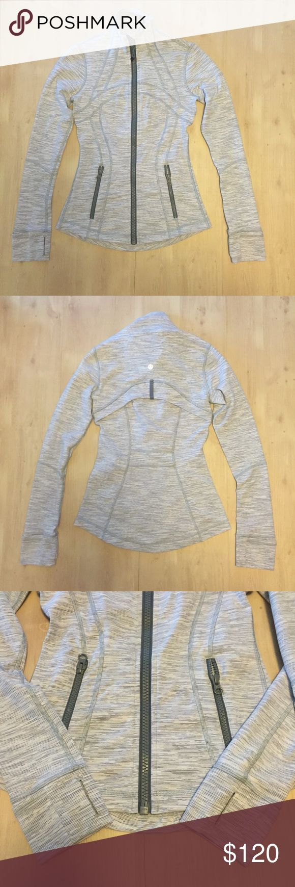 Lululemon Define Jacket Wee Are From Space SS Sz 2 Lululemon Define Jacket Wee are from space silver spoon WASS Sz 2 EUC pre owned no stains no loose threads no holes w/o tear tag yes Sz dot 2 lululemon athletica Jackets & Coats