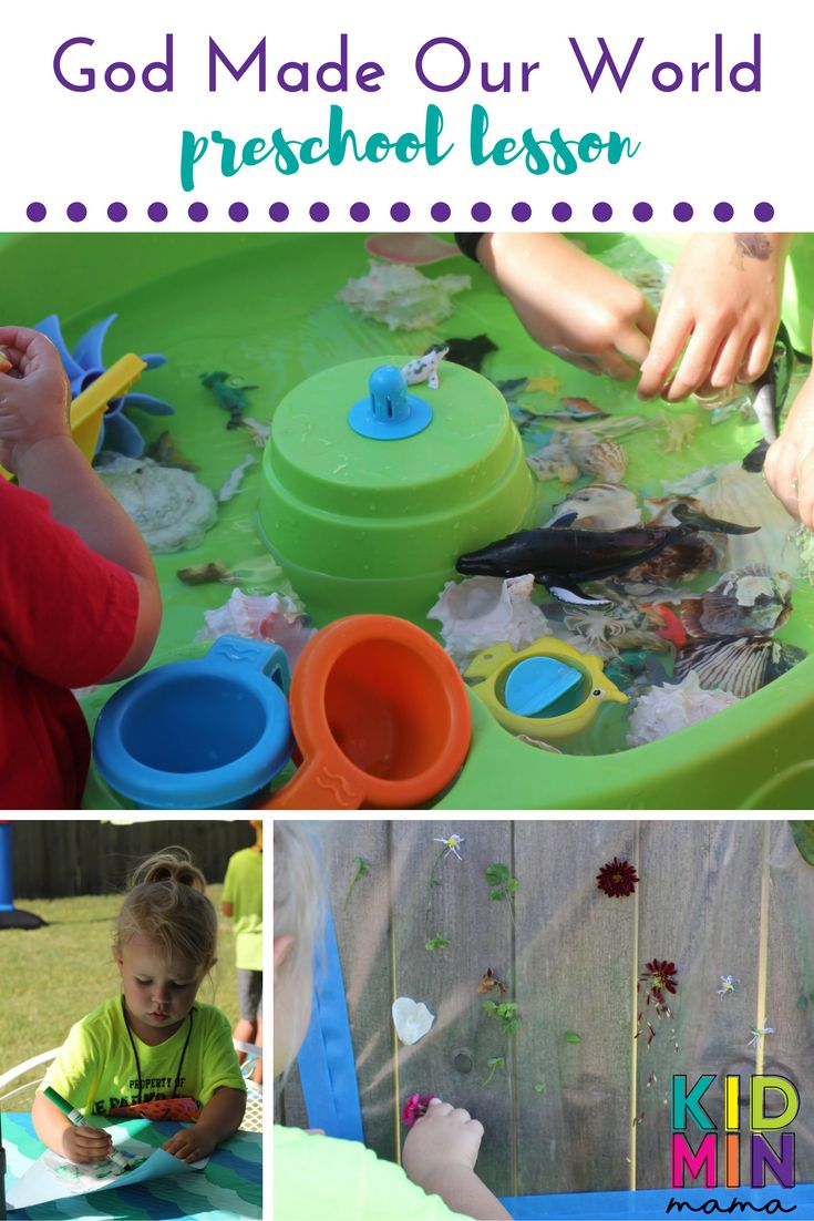 34 best Preschool Bible Lessons and Activities images on Pinterest ...