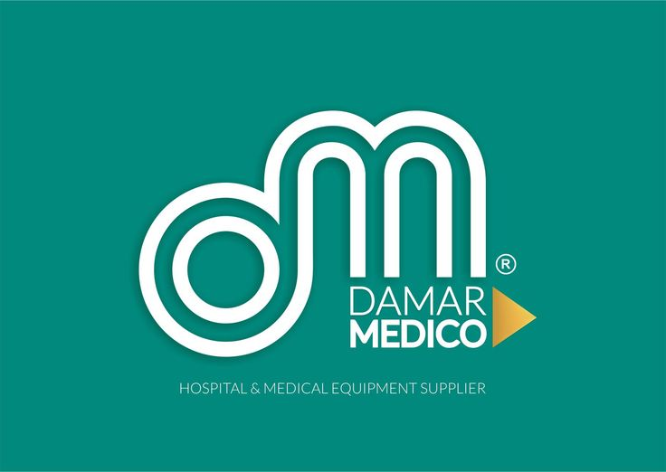 Damar Medico - Logo Design By Ronny Achmαϑ #logo #design #inspiration