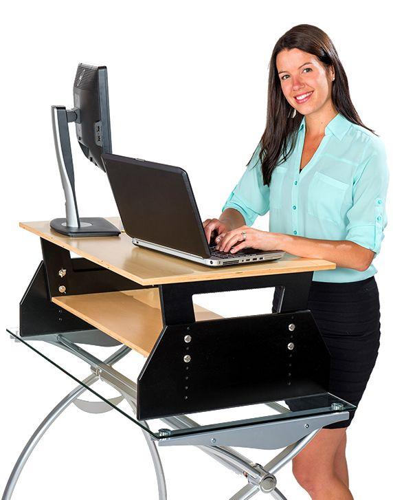 26 best Standup Desk Toppers images on Pinterest Stand up desk