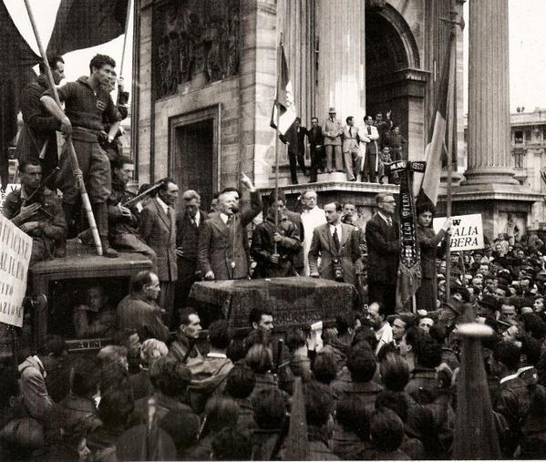 Sandro Pertini #partigiani #esempi #politica