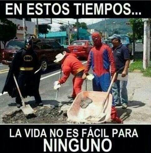 Mientras tanto en Venezuela.....