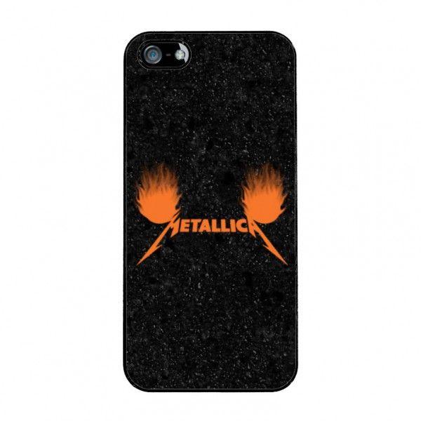 Buy #Metallica Designer Cases for S4, Nexus 4, iPhone 5 Case at Rs. 999
