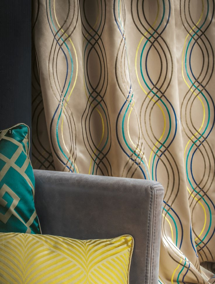 36 best Casamance images on Pinterest | Window curtains, Curtains ...