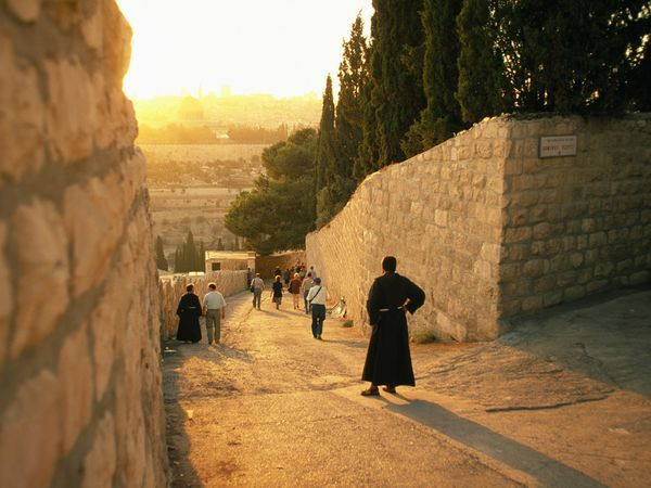 Jerusalem: Jewish Grandmother, Jerusalem, Sibling, Travel, Israel, Holy Land, Olives