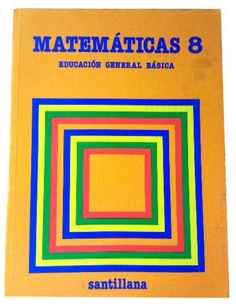 Libro-mates-8-EGB-santillan