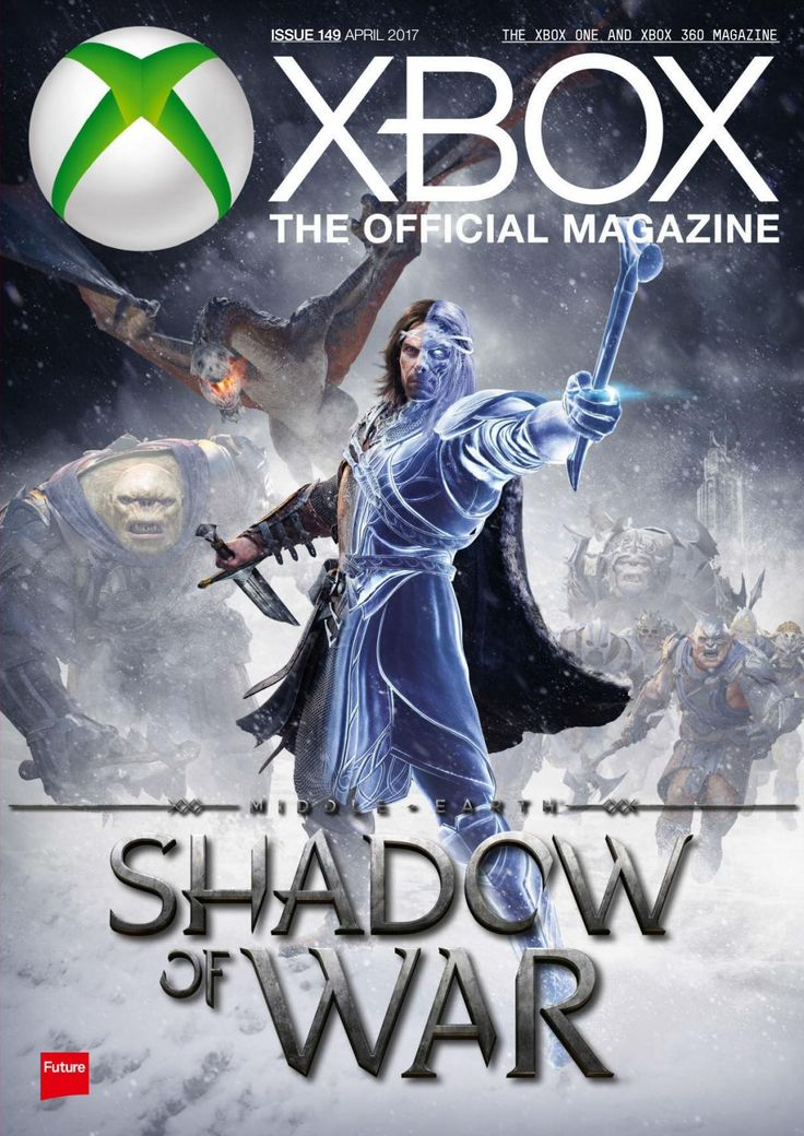 Xbox The Official Magazine UK - April 2017 Issue 149