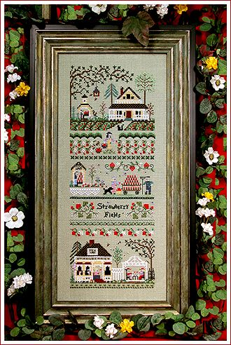 The Victoria Sampler - Strawberry Fields