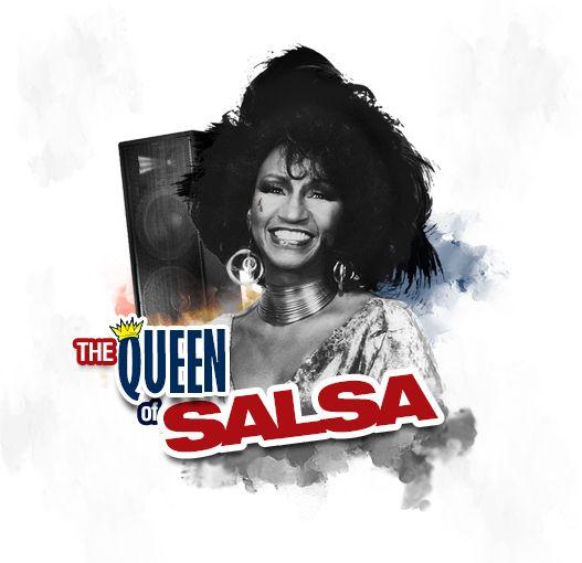 """The Latin Soul - Celia Cruz """"La Reina de la Salsa"""""""