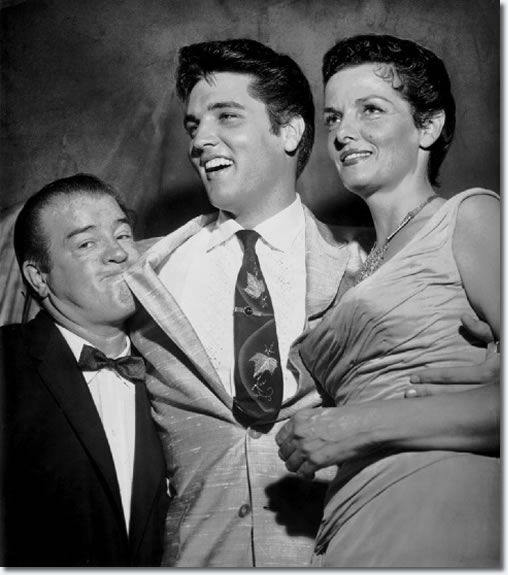 Elvis Presley & Lou Costello & Jane Russell