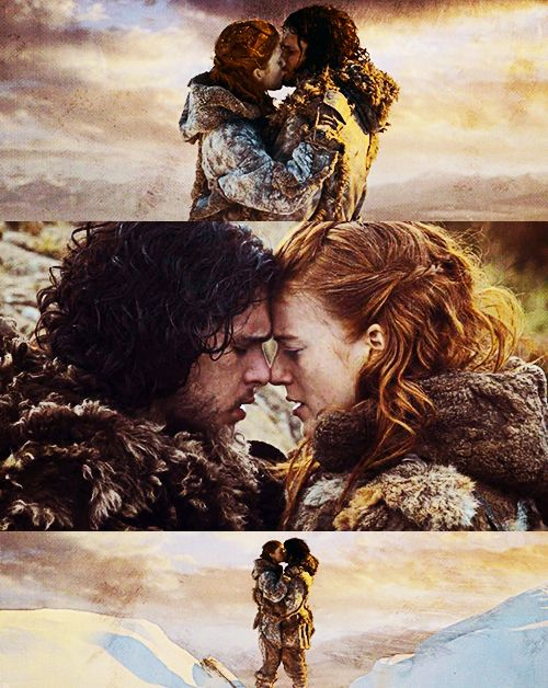 Jon Snow Ygritte - Fangirl - Game Of Thrones I loved them together. Even if I'd rather have him all to my self