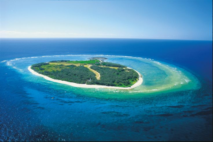 Lady Elliot Island is the southernmost coral cay of the Great Barrier Reef, Australia. The island lies 46 nautical miles north-east of Bundaberg and covers an area of approximately 45 hectares.