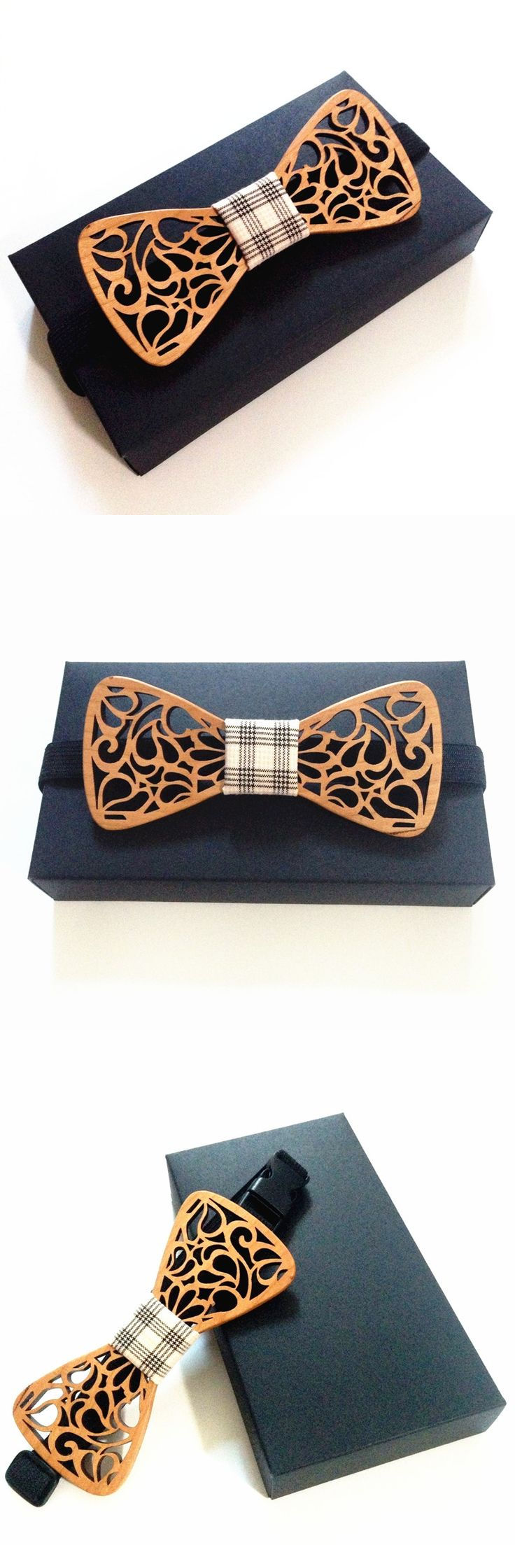 men's tie Wedding Bow Tie Wooden Tuxedo Suit Business Necktie Fashion Novelty Gifts box game of throne juego de tronos CR020