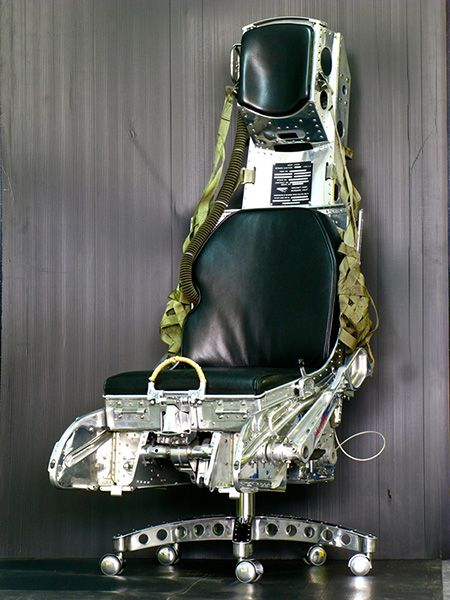 ejection seat office chair barrel lounge 15 best seats images on pinterest   seat, desk chairs and man caves