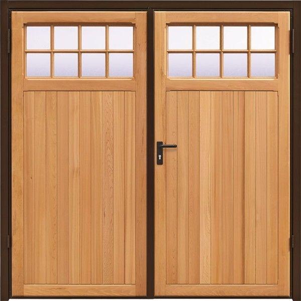 Ashton Garador Timber Side hinged x Side Hinged at Garage Doors Online. Best 25  Garage doors online ideas on Pinterest   Barn door garage