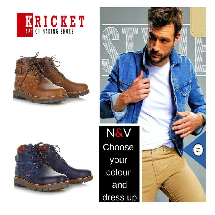 🔥 Choose your colour | Choose Kricket