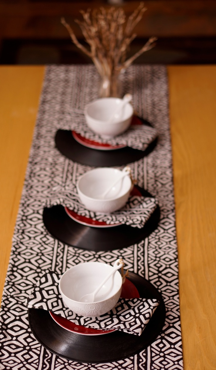 Indaga Home Elements of African Style: Tablescapes