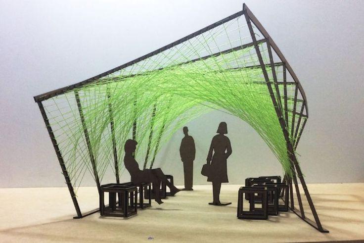 Vencedores de concurso, três novos mobiliários urbanos passam a fazer parte do Largo da Batata :: aU - Arquitetura e Urbanismo