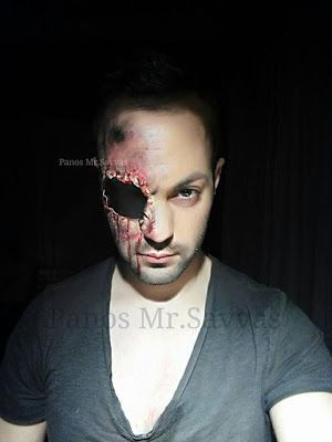 In My World by Panos Mr.Savvas: Face Painting Special Effects by Panos Mr.Savvas