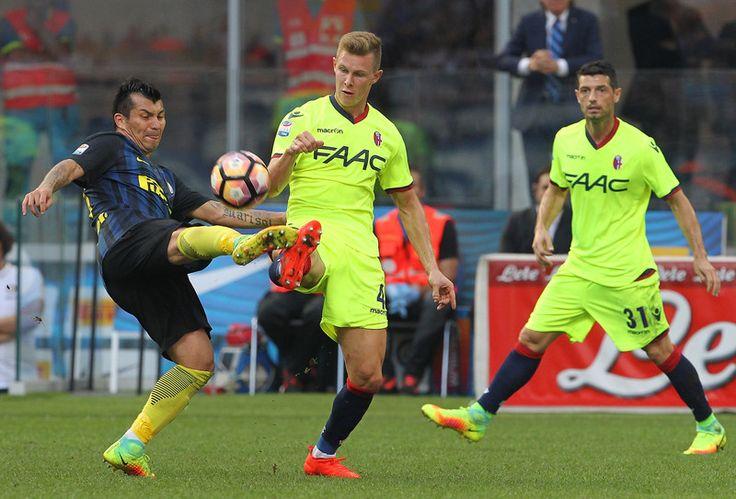 Medel en el Inter 1 - Bologna 1