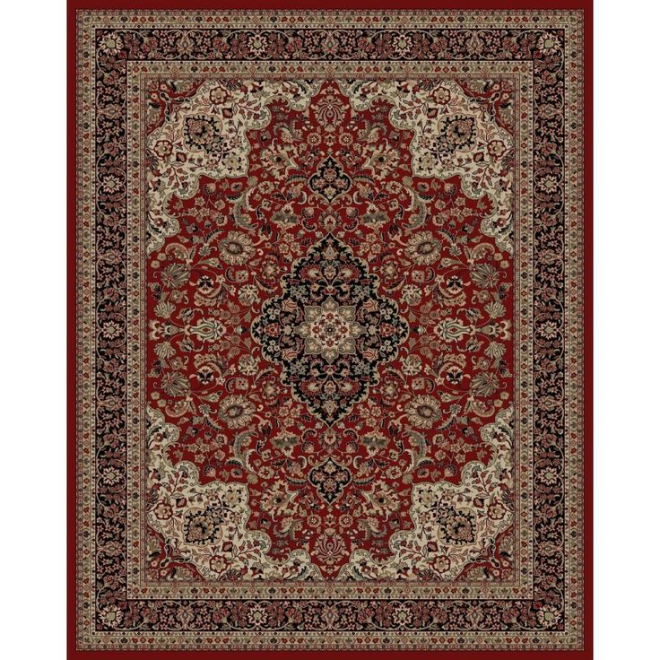 Shop Style Selections Daltorio 7 Ft 10 In X 9 Ft 10 In