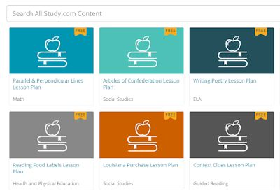 3 Online Lesson Planning Resources to Save Teachers Time