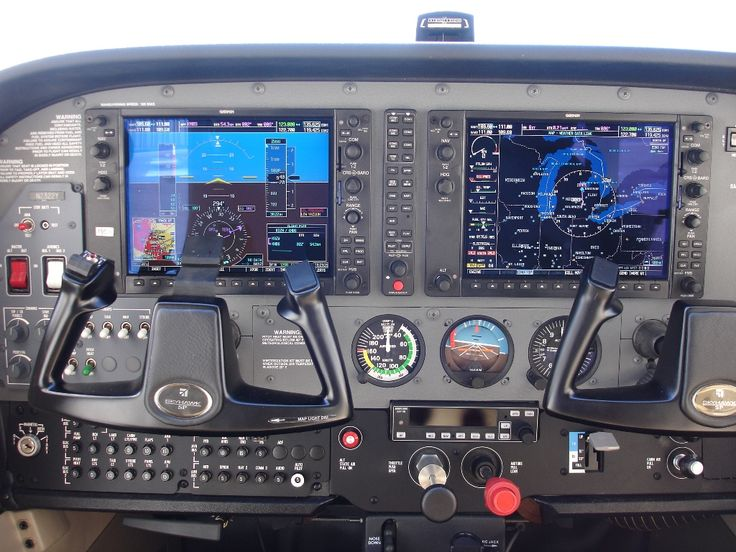 My current cockpit: 2008 Cessna 172 Just started flying lessons.