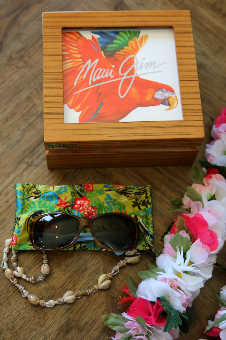 So in love with these sunglasses! The World Looks Even More Beautiful with Maui Jim Sunglasses! enjoytheview  ad
