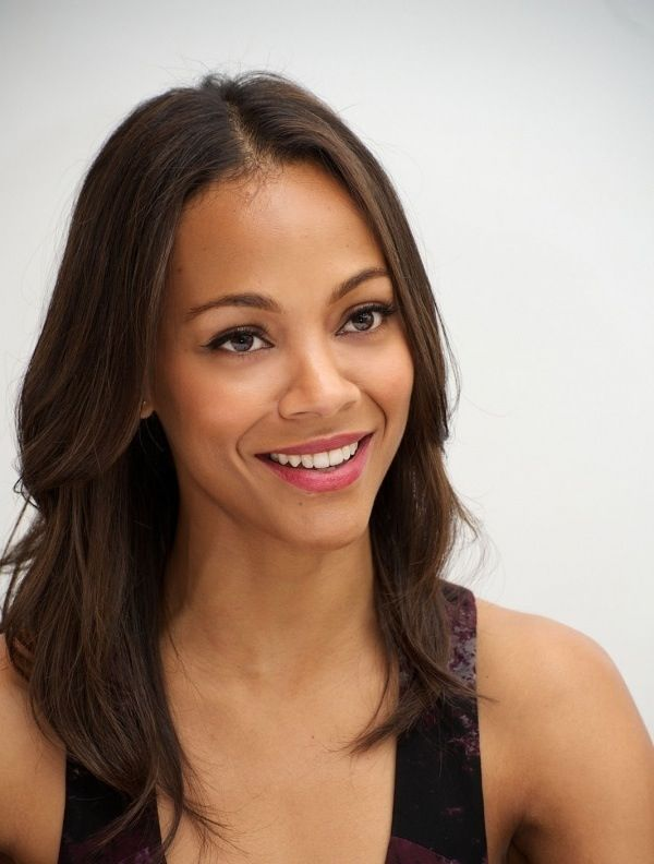 Zoe Saldana. Neytiri from avatar